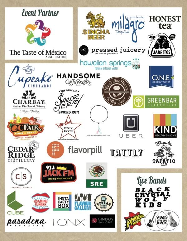 2013 Event Sponsors